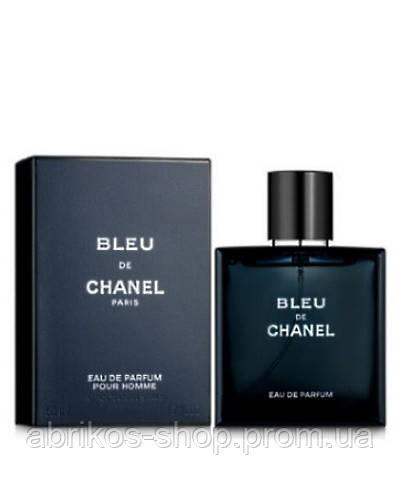 Bleu de Chanel edp парфюмированная 50 мл.
