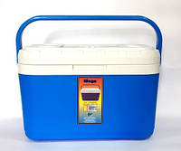 Термобокс 22 л синий, Mega, фото 1