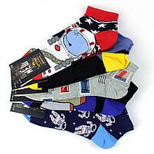 Носки с принтом астронавты, цвета в ассортименте, модные высокие носки р.42-48