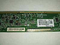 Плата (T-con) V320BJ8-Q01 REV.C1 (0BC1FEK9CQA3537) для телевізора METZ, фото 1