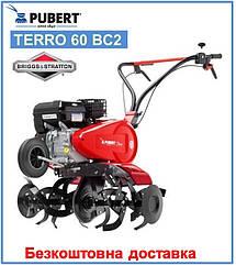 Культиватор Pubert Terro 60BC2 (Франція)