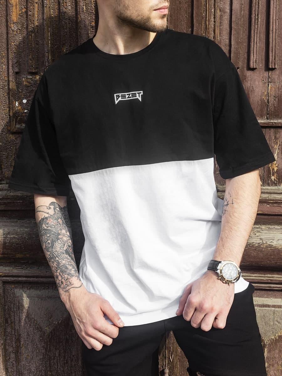 Куртка демісезонна чоловіча BEZET Techwear black '20 чорна