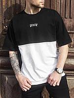 Куртка демісезонна чоловіча BEZET Techwear black '20 чорна, фото 1