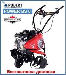 Мотоблок Pubert Power BS 6 HPIC+фирменная куртка в подарок