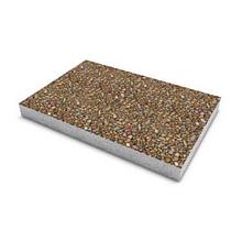 Декоративная тротуарная плитка для садовых дорожек вибропрессованная