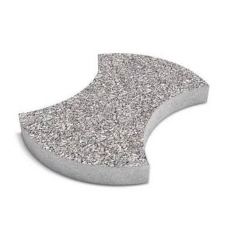 Вибролитая тротуарная плитка бетонная, Изготовление плитки, брущатка, фото 2