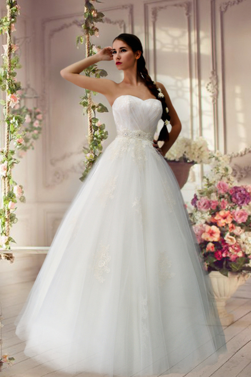 """свадебное платье""""Jacline"""""""