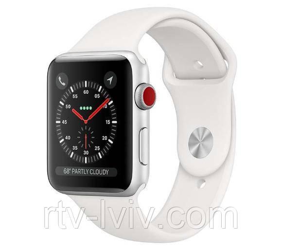 Часы Apple Watch 3 Cellular 38mm