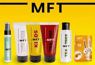 MFT засоби догляду за порожниною рота