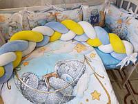 Детские постельные комплекты для детских кроваток, конверты для новорожденных