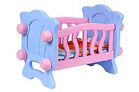 """Іграшка """"Ліжечко для ляльки ТехноК"""""""