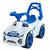 Іграшкова Машинка для катання ЛАМБО біла