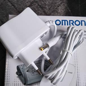 Адаптер для тонометрів OMRON, блок живлення Омрон, фото 2