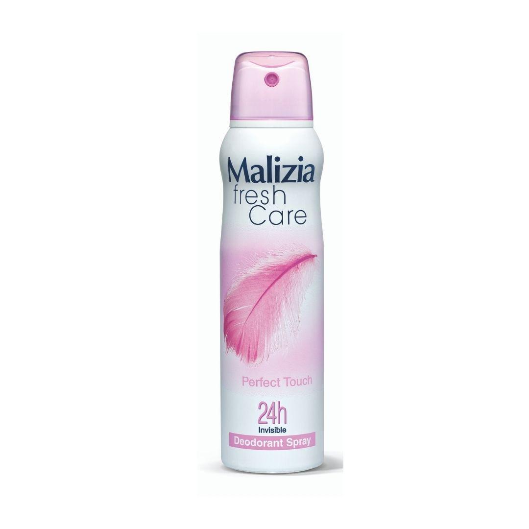 Дезодорант-антиперспірант Malizia Deo Fresh Care Perfect Touch 150 мл Італія