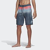Мужские пляжные шорты Adidas Fading Tech(Артикул:FJ3910)