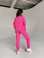 Жіночий класичний спортивний костюм з двунити (Норма), фото 3