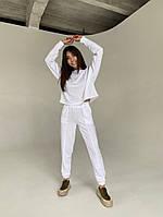 Жіночий класичний спортивний костюм з двунити (Норма), фото 8