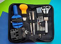 Набор часового инструмента, для ремонта часов, замены батареек и установки ремешков и браслетов, фото 1