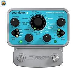 Гитарный/бас-гитарный процессор Source Audio SA220 Soundblox 2 Multiwave Distortion