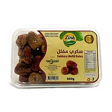 Финики Zine премиум  сорт Суккари 500 грамм