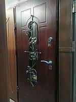 Входная дверь модель Т2 217 vinorit-01 КОВКА