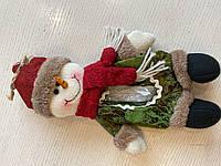 Іграшка-сніговичок подарунковий для цукерок