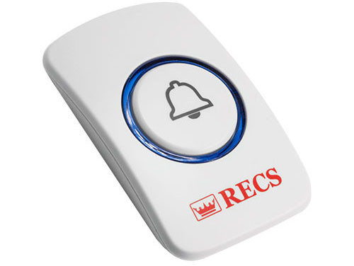 Фото: кнопка вызова персонала RECS R-105 - 1 штук - комплект системы вызова RECS №25