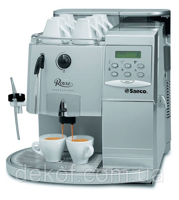 Купить кофеварку saeco royal professional