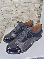 Женские кожаные туфли Verina (036) В наличии 36,37,38,39,40,41,42