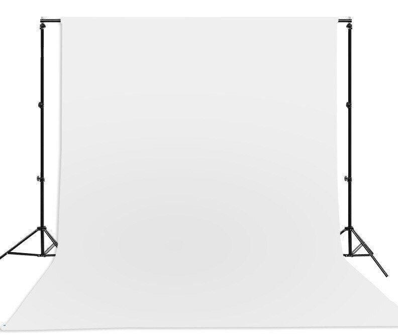Фотофон коттоновый білий 2.0 м.×3.0 м. (CA2023 W)
