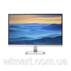 """Монітор HP 27ES Діагональ екрану 27"""", 1920x1080, IPS LED Silver (T3M86AA)"""