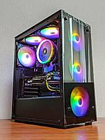 Игровой компьютер Gaming H61 i5 3470 8 ОЗУ R9 380 4GB