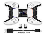 Зарядное устройство на магнитах док-станция VGBUS для DualSense PS5, фото 5