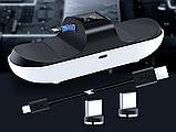 Зарядное устройство на магнитах док-станция VGBUS для DualSense PS5, фото 7