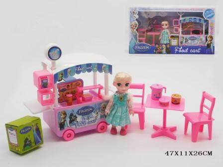 Лялька Ельза арт.DN807