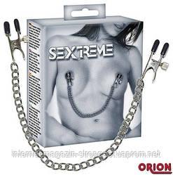 Затискачі на соски Sextreme