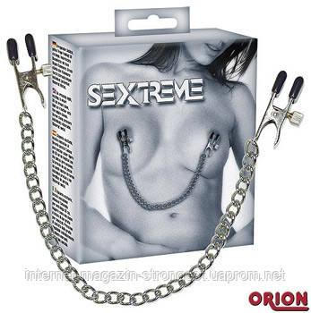 Зажимы на соски Sextreme