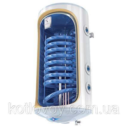 Комбінований водонагрівач Tesy Bilight 120 л, мокрий ТЕН 2,0 кВт (GCV9S1204420B11TSRCP) 303303, фото 2
