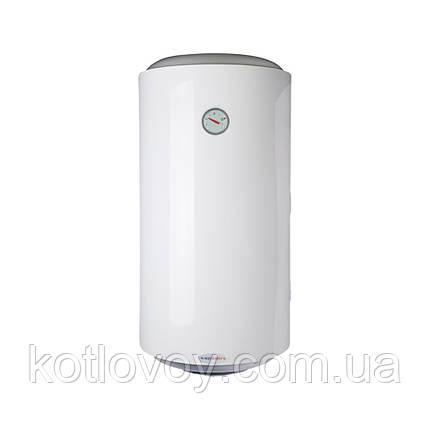 Комбинированный водонагреватель Aquahot 120 л правый, мокрый ТЭН 2,0 кВт 142613050115061, фото 2