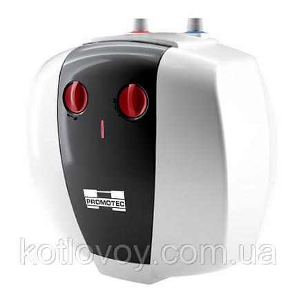 Водонагреватель Promotec Compact 10 л под мойкой, мокрый ТЭН 1,5 кВт (GCU1015M53SRC) 304121, фото 2