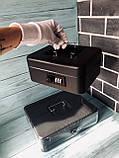 Сейф для денег Buromax BM-0400 (20см), фото 7