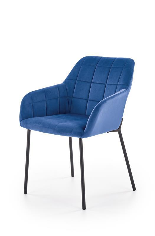 Крісло K-305 синій (Halmar)