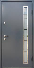 Металлические входные двери Редфорт (Redfort) металл/МДФ на улицу