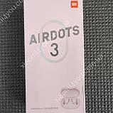 Беспроводные наушники Xiaomi Redmi AirDots 3 (Оригинал) Новинка 2021, фото 8