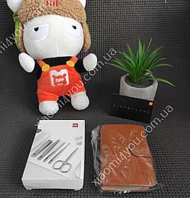 Маникюрный набор Xiaomi Huo Hou Stainless Steel Nail Clipper Set 5 предметов