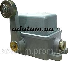 Концевой выключатель К-741  алюминиевый (силуминовый) литой корпус