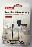 Микрофон петличка приемник для телефона, планшета, ноутбука Deepbass GL-119 3.5 мм, фото 10