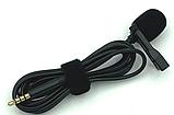 Микрофон петличка приемник для телефона, планшета, ноутбука Deepbass GL-119 3.5 мм, фото 9