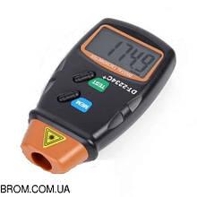 Безконтактний (лазерний) тахометр Walcom DT-2234С+
