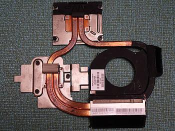 Система охлаждения HP ENVY / PAVILION DV7-7000 DV7T-7000 (682061-001) ОРИГИНАЛ, Без кулера, БУ